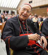 Cardinal Georges Cottier