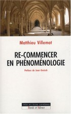 Re-commencer en phénoménologie