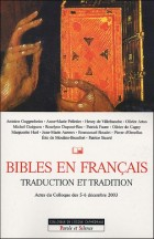 La Bible, traduction et tradition