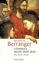 L'Evangile selon saint Jean : une lectio divina