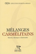 Mélanges carmélitains n° 6