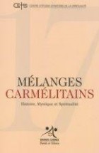 Mélanges carmélitains 17