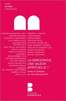 La démocratie, une valeur spirituelle ?