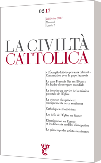 Civiltà Cattolica - Février 2017
