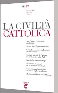 Civiltà Cattolica Avril 2017