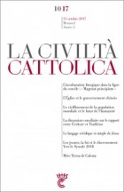 CIVILTA CATTOLICA OCTOBRE 17