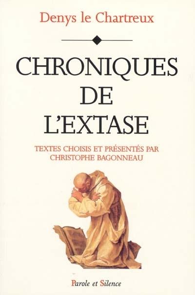 Chroniques de l'extase