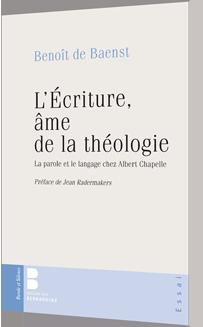 L'Ecriture �me de la th�ologie