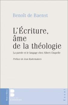 L'Ecriture âme de la théologie