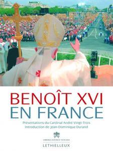 Benoît XVI en France