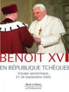 Benoît XVI en République tchèque