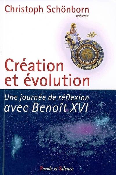 Création et évolution : une journée de réflexion avec Benoît XVI