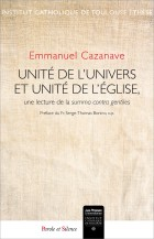 Unité de l'univers et unité de l'Eglise, une lecture la Summa contra gentiles