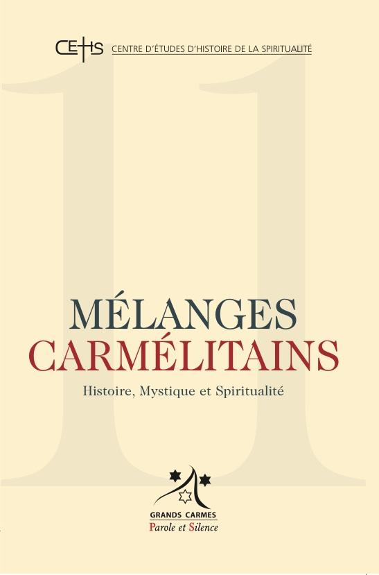Mélanges carmélitains 11