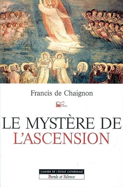 Le mystère de l'Ascension