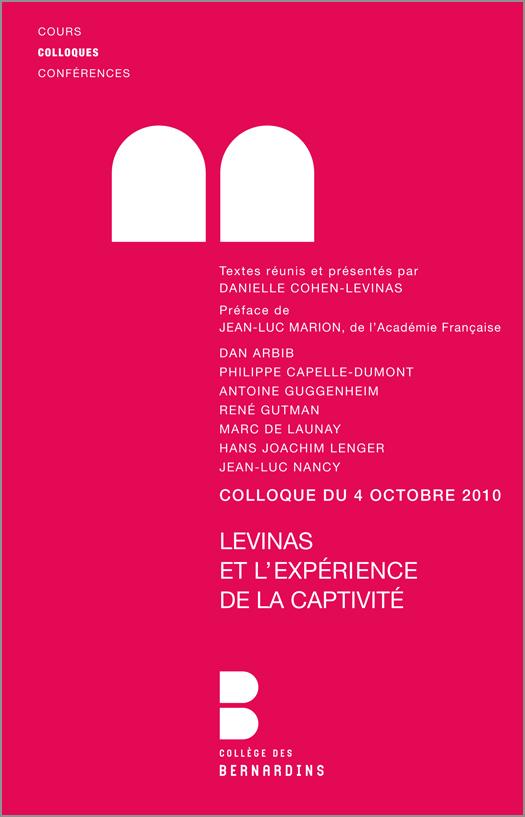 Levinas et l'expérience de la captivité