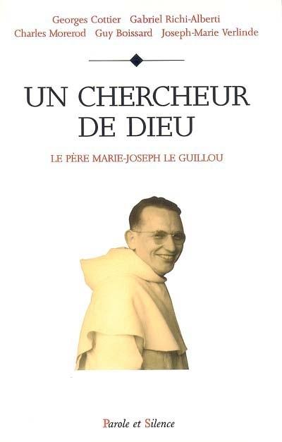Un chercheur de Dieu, le père Marie-Joseph Le Guillou : colloques VI et VII, Père Marie-Joseph Le Guillou à la basilique du Sacré-Coeur de Montmartre, à Paris