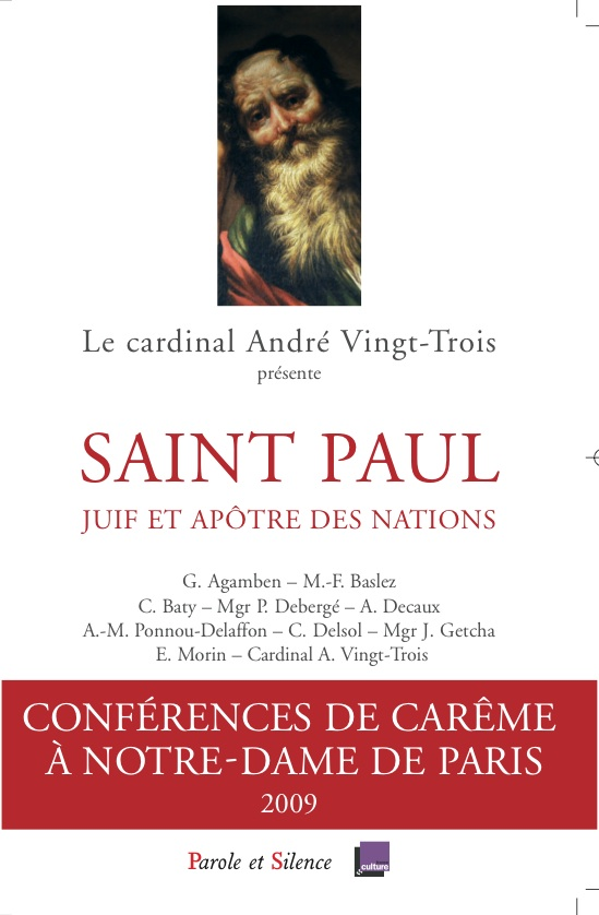 conf-car-paris-2009-saint-paul Doctrine sociale dans Communauté spirituelle