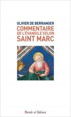 Commentaire de l'évangile selon saint Marc - poche
