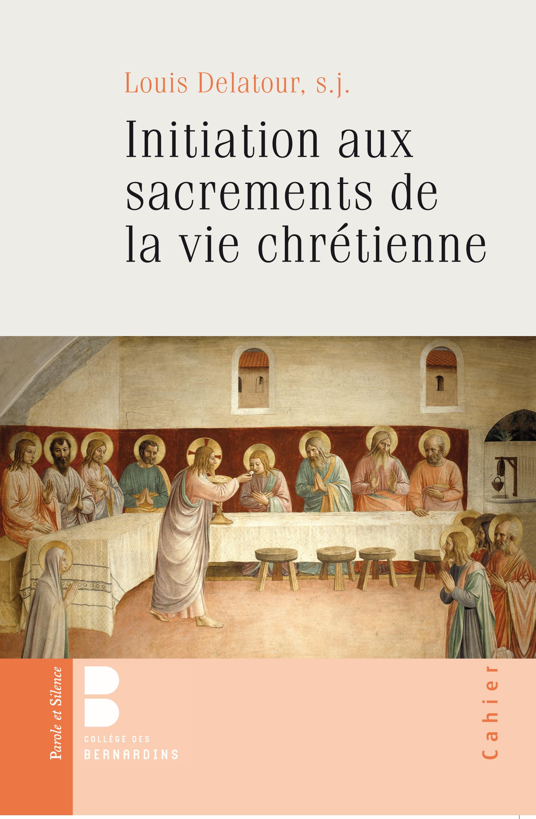 Initiation aux sacrements de la vie chrétienne