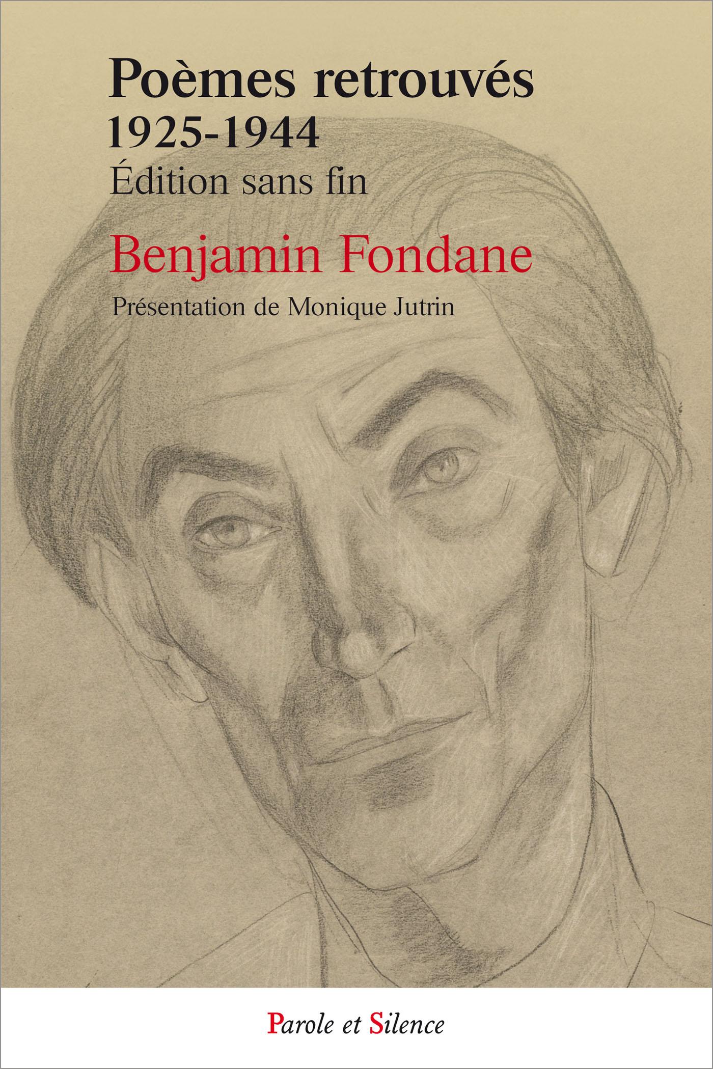 Poèmes retrouvés 1925-1944