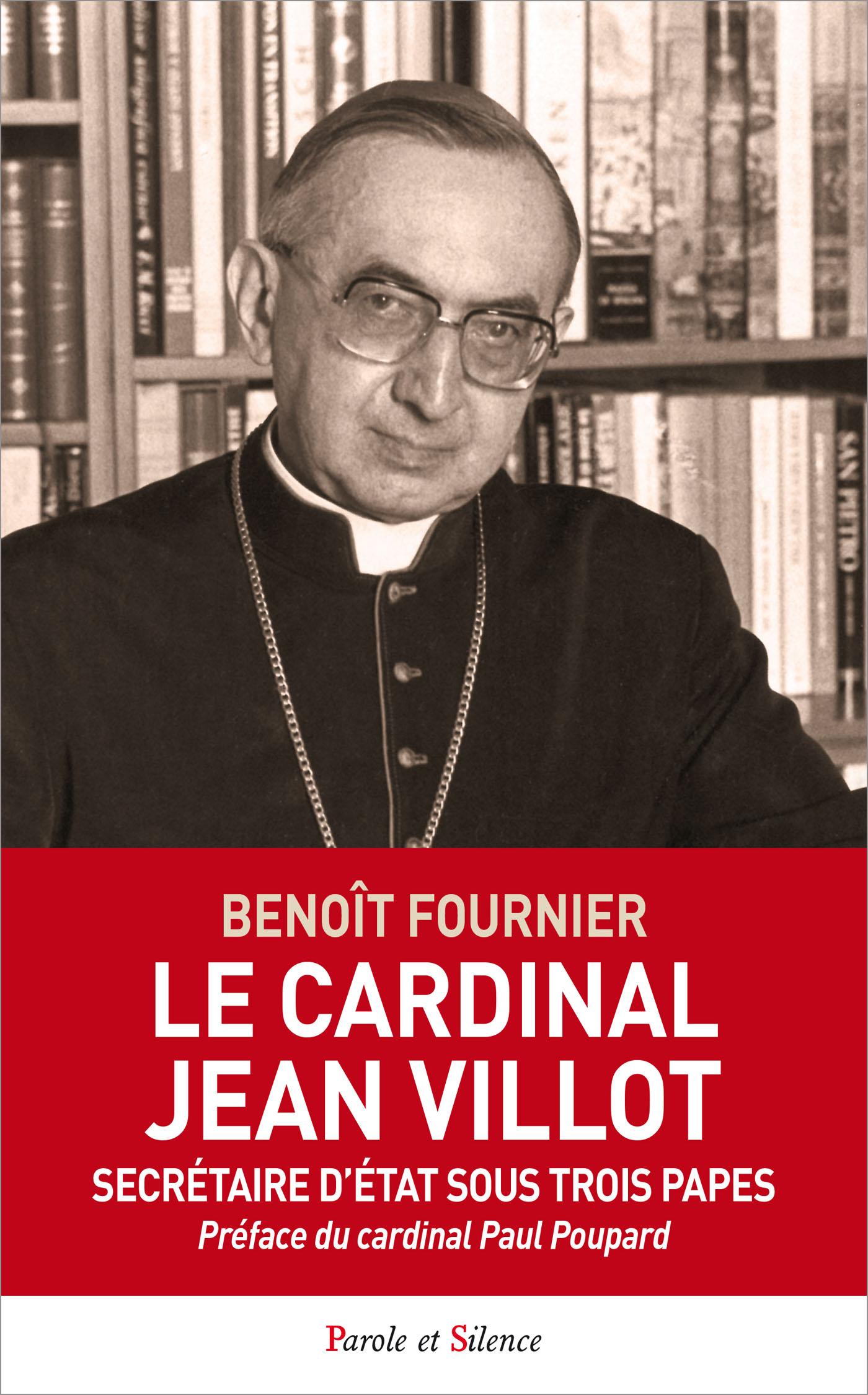 Le cardinal Jean Villot
