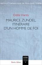 Maurice Zundel, itineraire d'un homme de foi