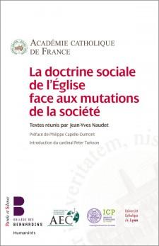 La doctrine sociale de l'Église face aux mutations de la société
