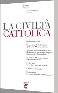 LA CIVILTA CATTOLICA 0220