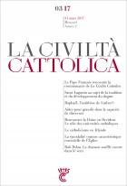 Civiltà Cattolica Mars 2017