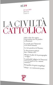 Civiltà Cattolica - Mai 2019