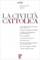Civiltà Cattolica SEPTEMBRE 2018