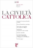 La Civilta Cattolica - Décembre 2019
