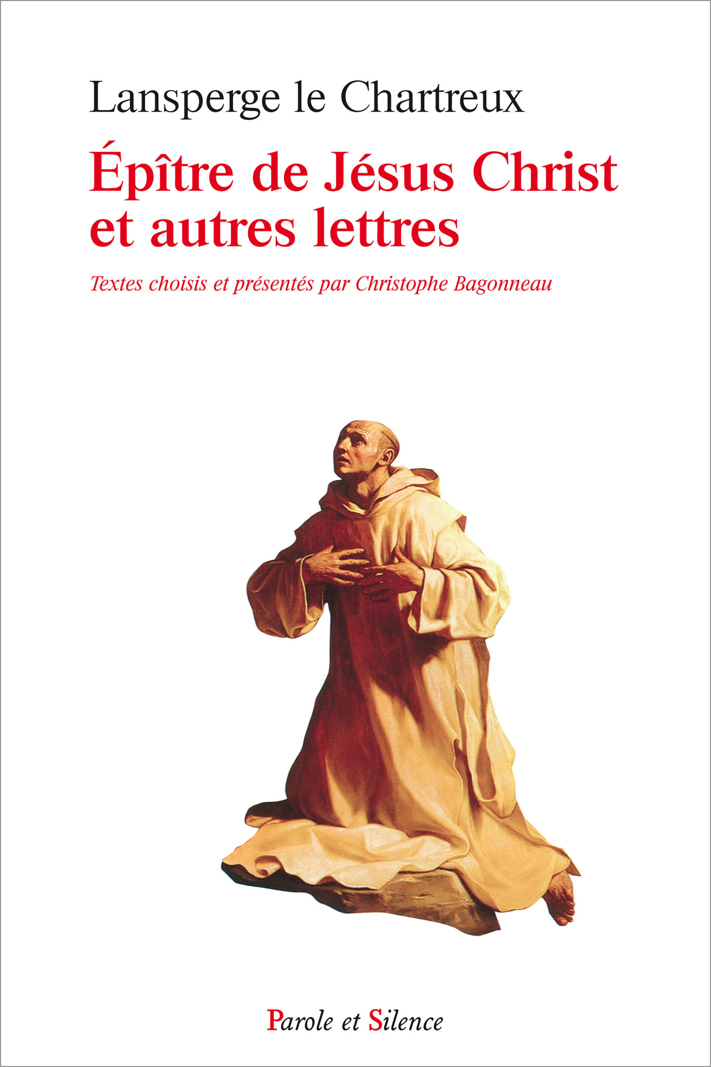 Épître de Jésus Christ et autres lettres