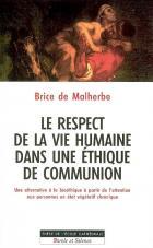 Le respect de la vie humaine dans une éthique de communion