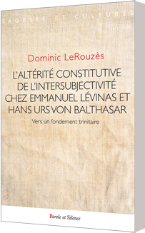 L'ALTERITE CONSTITUTIVE DE L'INTERSUBJECTIVITE