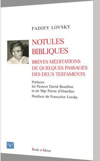 Notules bibliques