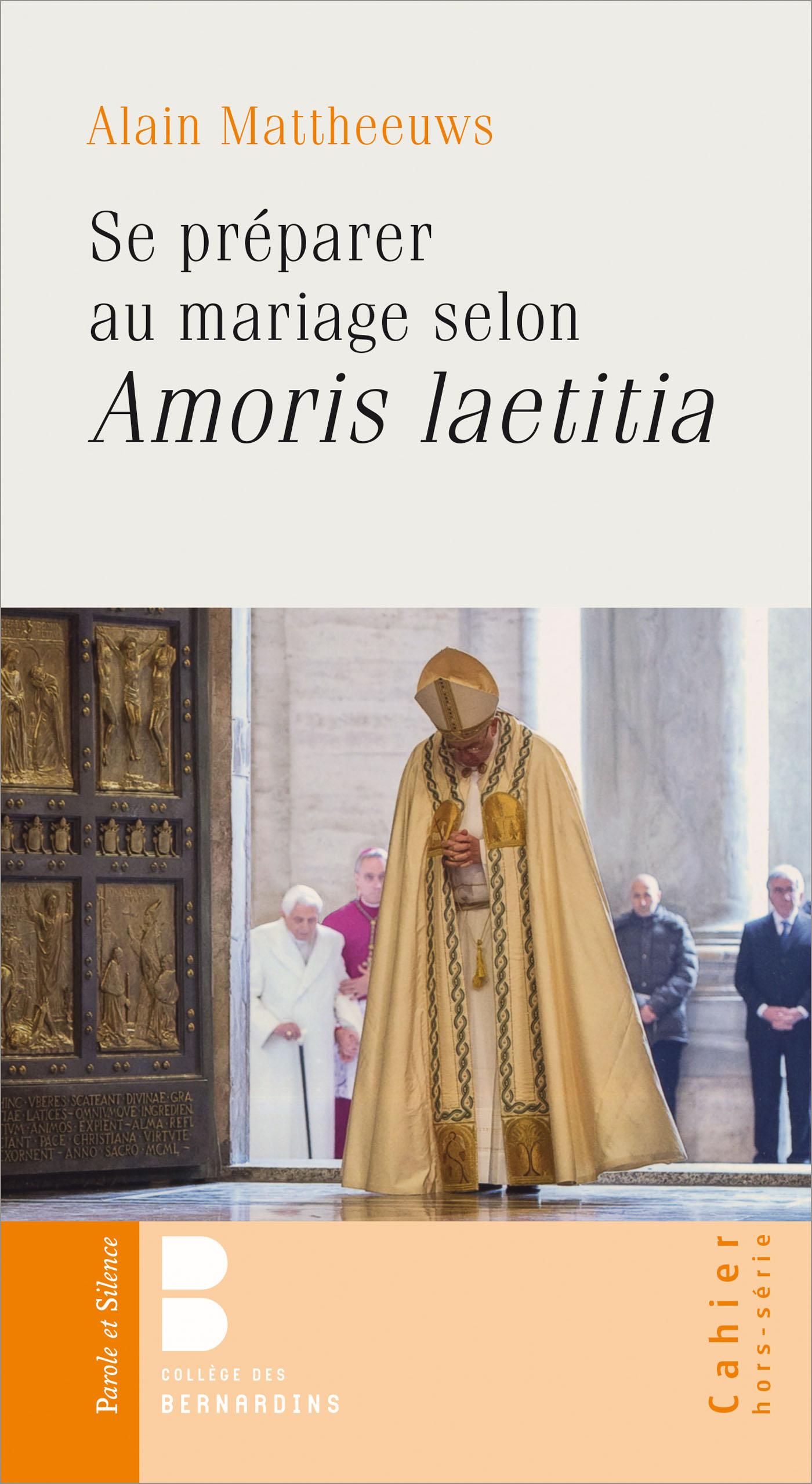 Se préparer au mariage selon Amoris Laetitia
