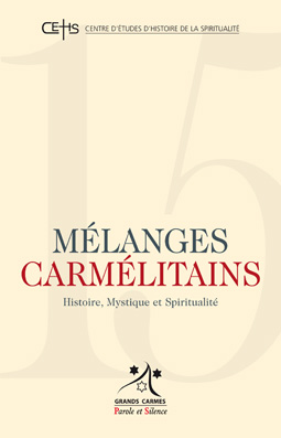 Mélanges carmélitains 15