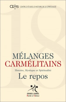 Mélanges carmélitains 18