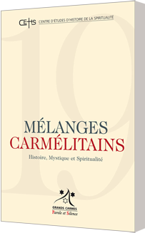 MELANGES CARMELITAINS 19