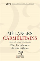 Mélanges Carmélitains 23
