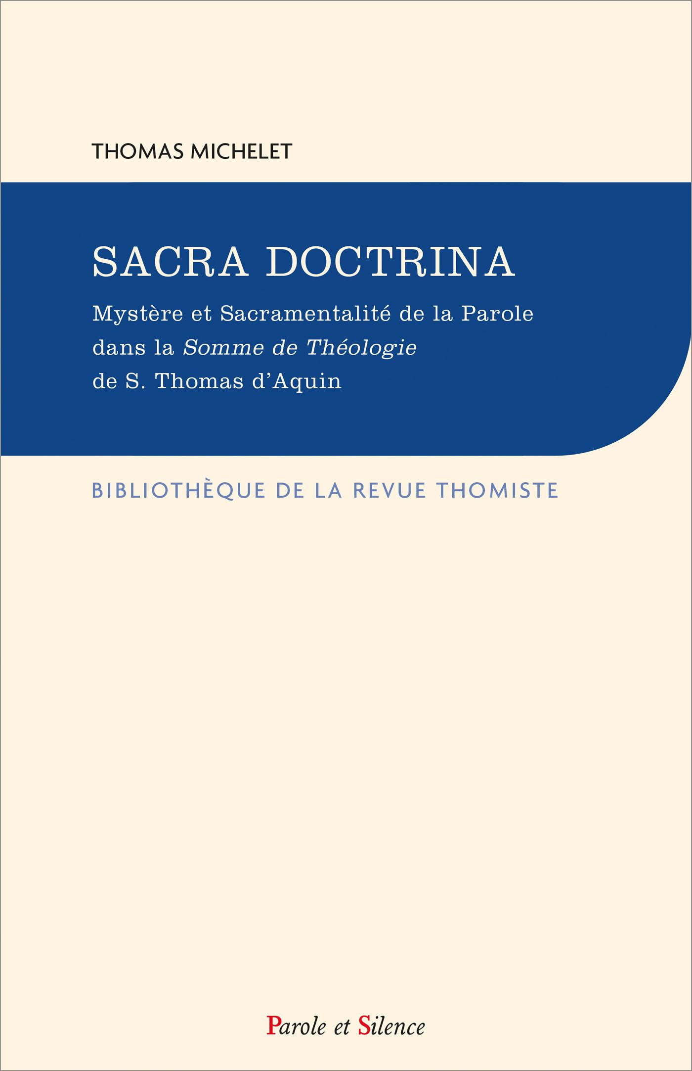 Sacra doctrina