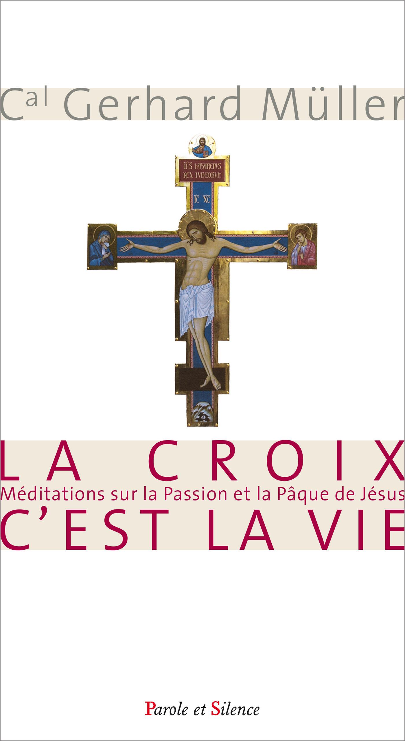 La croix c'est la vie