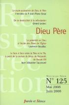 R�surrection, n� 125. Dieu p�re