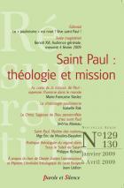 Résurrection, n° 129-130. Saint Paul : théologie et missions