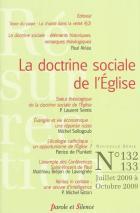 Résurrection 132-133 La doctrine sociale de l'Eglise