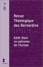 Revue théologique des Bernardins n°14