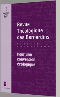 Revue th�ologique des Bernardins 16