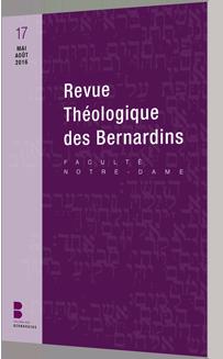 Revue th�ologique des Bernardins 17